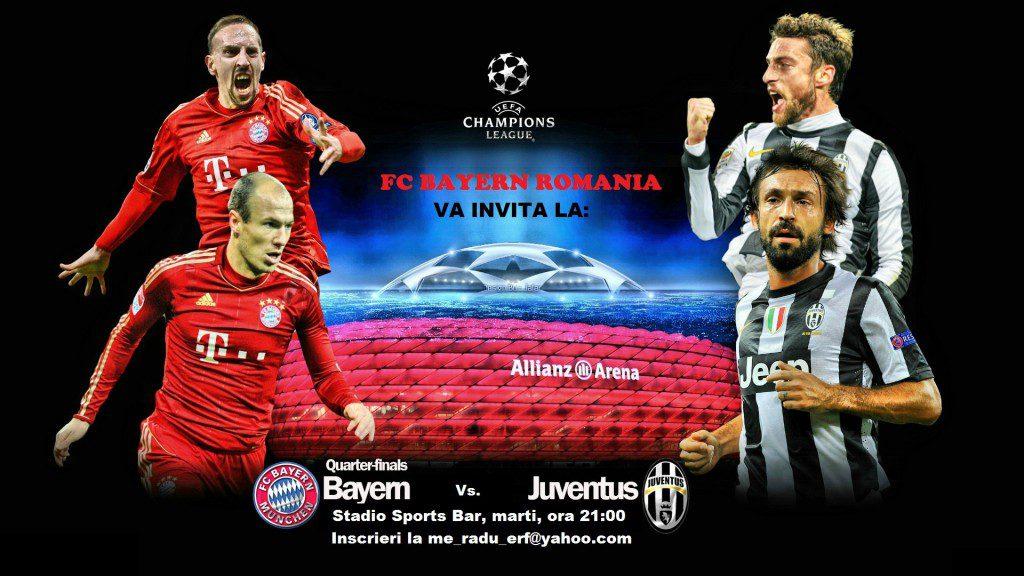 Bayern VS. Juventus