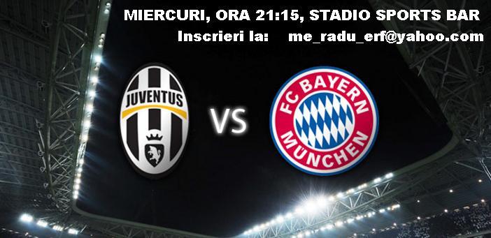 Juventus Bayern stadio